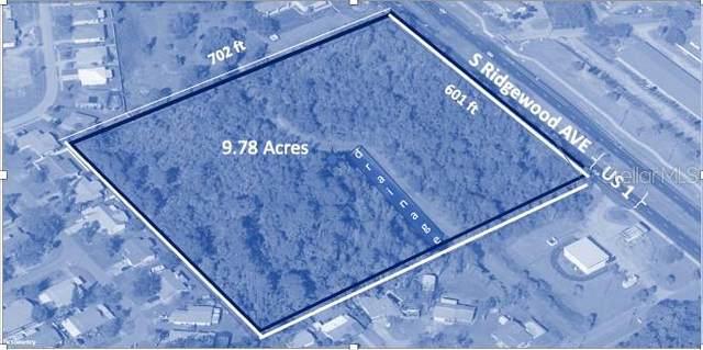 2310 S Ridgewood Avenue, Edgewater, FL 32141 (MLS #O5973026) :: Cartwright Realty