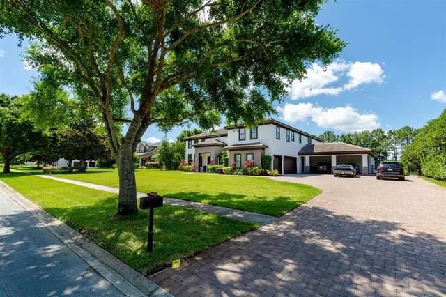 13643 Lake Cawood Drive, Windermere, FL 34786 (MLS #O5973104) :: Baird Realty Group