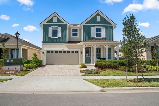 1714 Flourish Avenue Lot 26, Kissimmee, FL 34744 (MLS #O5973318) :: Zarghami Group