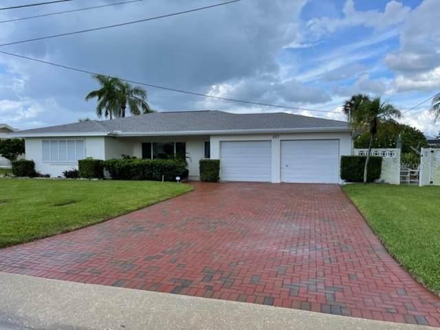 227 Howard Drive, Belleair Beach, FL 33786 (MLS #O5973547) :: Future Home Realty