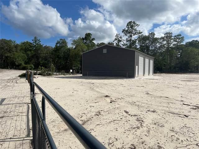 625 W Kicklighter, Lake Helen, FL 32744 (MLS #O5973548) :: Delgado Home Team at Keller Williams