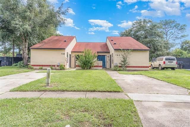 718 Golden Sunshine Circle, Orlando, FL 32807 (MLS #O5973570) :: Carmena and Associates Realty Group