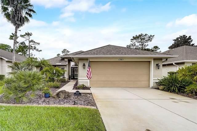 1385 Sunningdale Lane, Ormond Beach, FL 32174 (MLS #O5973635) :: Pepine Realty