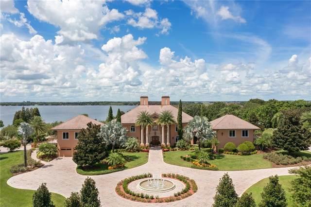 501 Adams Barn Road, Auburndale, FL 33823 (MLS #O5973655) :: Aybar Homes