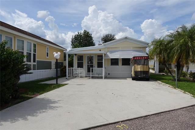 9000 Us Highway 192 #33, Clermont, FL 34714 (MLS #O5973686) :: The Hustle and Heart Group
