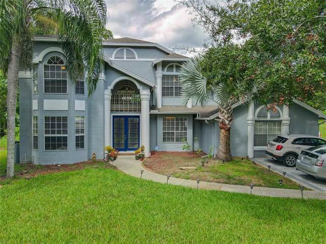 6521 Fairway Hill Ct, Orlando, FL 32835 (MLS #O5973705) :: The Curlings Group