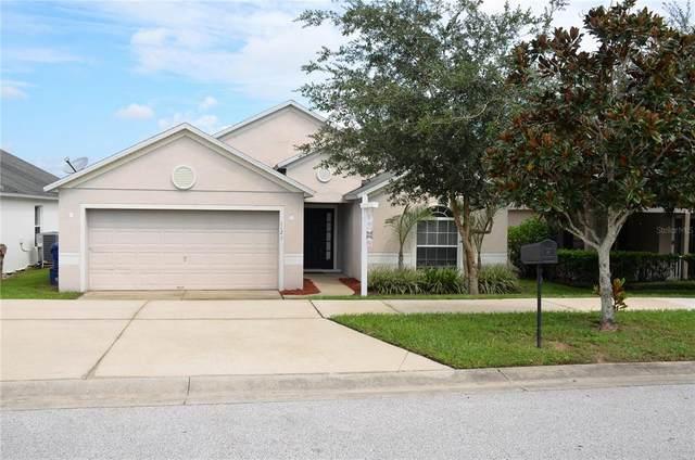1121 Bluegrass Drive, Groveland, FL 34736 (MLS #O5973869) :: Everlane Realty