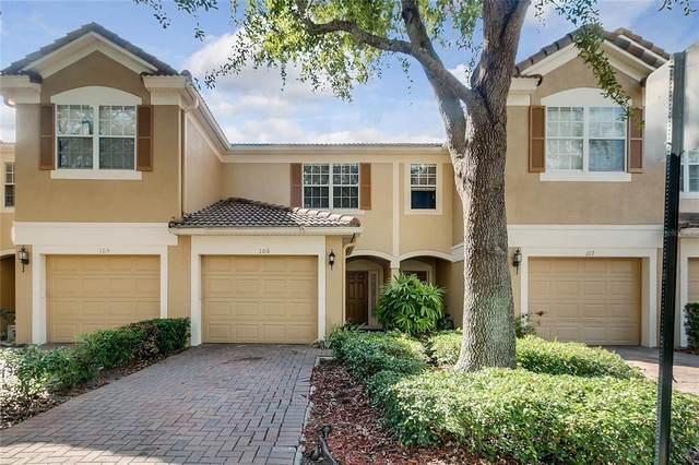 6480 Ranelagh Drive #106, Orlando, FL 32835 (MLS #O5973879) :: The Robertson Real Estate Group