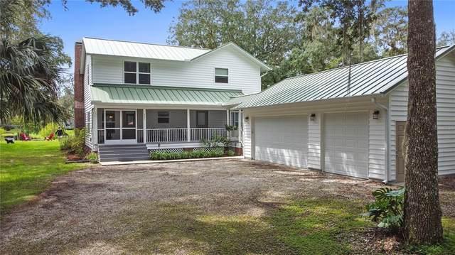 624 E Old Mill Drive, Debary, FL 32713 (MLS #O5973960) :: Zarghami Group