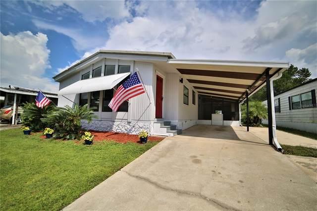 121 Maple Drive, Debary, FL 32713 (MLS #O5973986) :: Memory Hopkins Real Estate