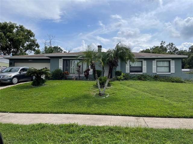 441 Lowndes Square, Casselberry, FL 32707 (MLS #O5974084) :: Zarghami Group
