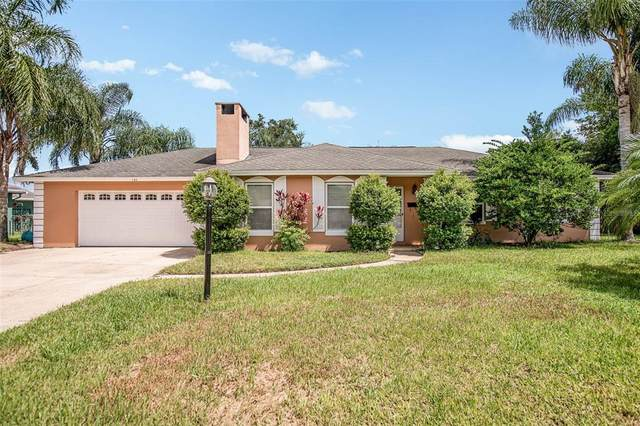 105 Carriage Hill Drive, Casselberry, FL 32707 (MLS #O5974148) :: Zarghami Group