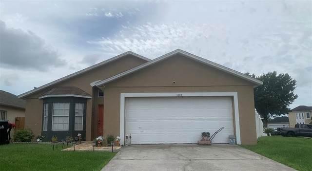 1808 Tattenham Way, Orlando, FL 32837 (MLS #O5974380) :: GO Realty