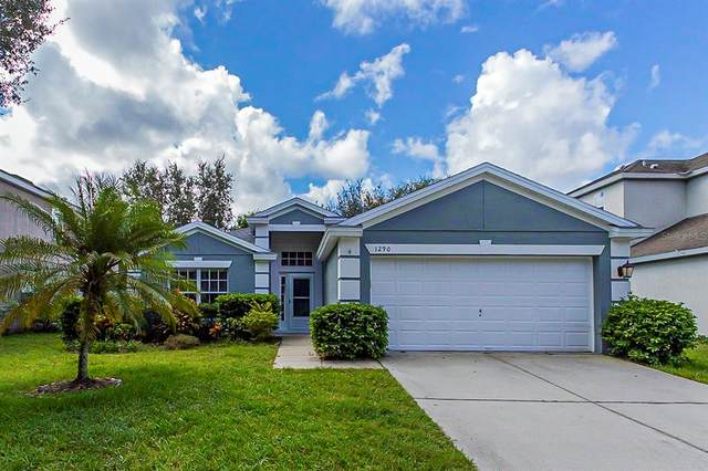 1290 Snug Harbor Drive, Casselberry, FL 32707 (MLS #O5974402) :: Zarghami Group