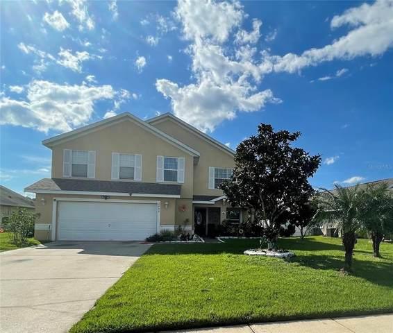 2706 Eagle Ridge Loop, Kissimmee, FL 34746 (MLS #O5974424) :: CARE - Calhoun & Associates Real Estate