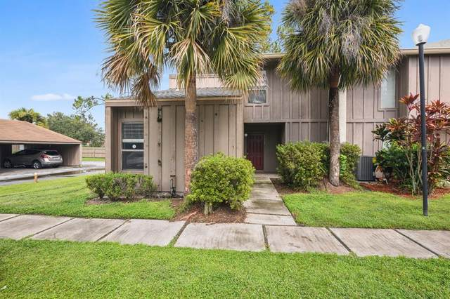 5315 Jasmine Creek Lane #1412, Orlando, FL 32811 (MLS #O5974474) :: Armel Real Estate