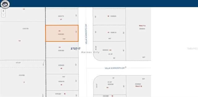 375 Villa Sorrento Circle, Haines City, FL 33844 (MLS #O5974484) :: Vacasa Real Estate