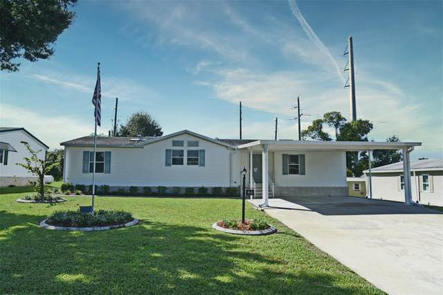 46 Florence Boulevard, Debary, FL 32713 (MLS #O5974509) :: Sarasota Property Group at NextHome Excellence