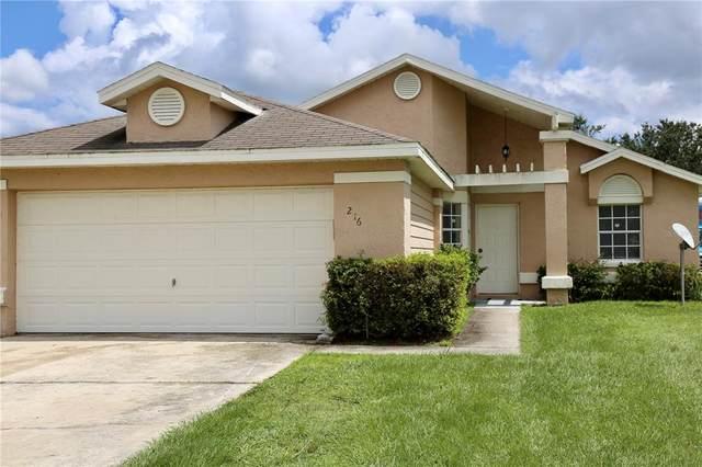 216 Hidden Springs Circle, Kissimmee, FL 34743 (MLS #O5974545) :: Vacasa Real Estate