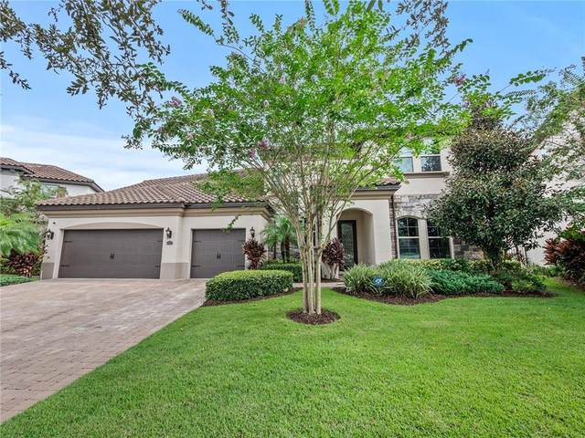 8525 Geddes Loop, Orlando, FL 32836 (MLS #O5974565) :: Bustamante Real Estate
