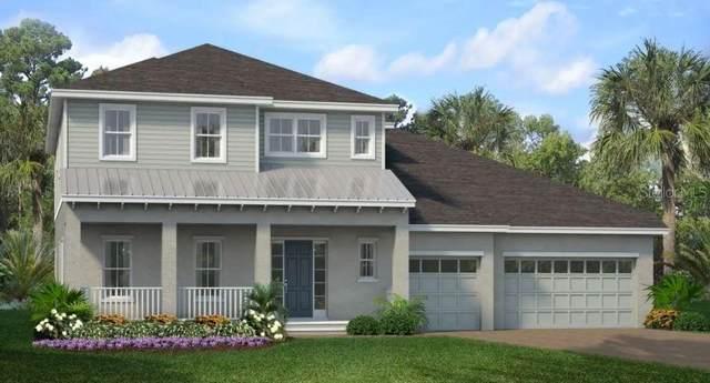 826 Manns Harbor Drive, Apollo Beach, FL 33572 (MLS #O5974632) :: Team Pepka