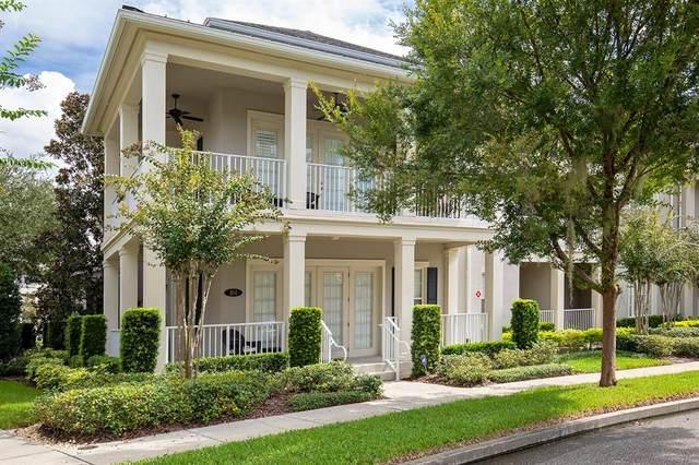 1725 Firehouse Lane #104, Orlando, FL 32814 (MLS #O5974660) :: Bustamante Real Estate