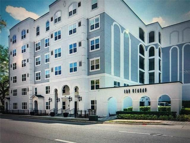 300 E South Street #4004, Orlando, FL 32801 (MLS #O5974723) :: Griffin Group