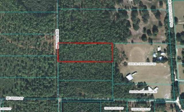 Tract 1 NE 130TH Avenue, Fort Mc Coy, FL 32134 (MLS #O5974732) :: The Paxton Group