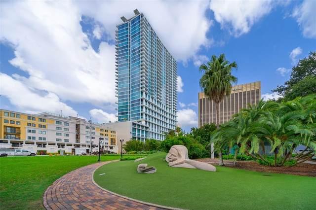 150 E Robinson Street #2609, Orlando, FL 32801 (MLS #O5974748) :: Griffin Group