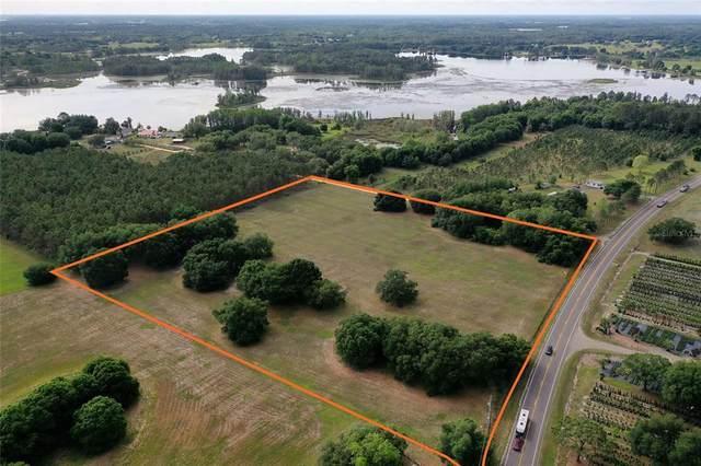 Edgewood Boys Ranch Road, Groveland, FL 34736 (MLS #O5974801) :: Sarasota Property Group at NextHome Excellence