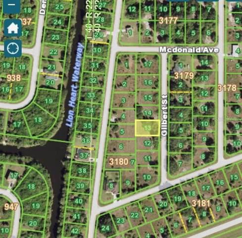 275 Gilbert Street, Port Charlotte, FL 33954 (MLS #O5974864) :: Gate Arty & the Group - Keller Williams Realty Smart