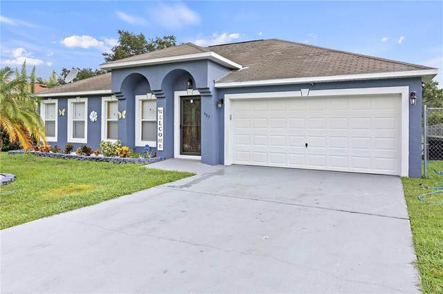 607 Del Aire Court, Kissimmee, FL 34758 (MLS #O5974942) :: Your Florida House Team