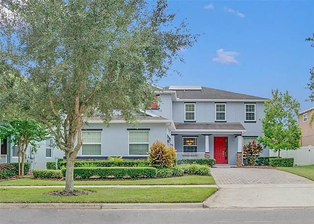 14520 Porter Road, Winter Garden, FL 34787 (MLS #O5974984) :: Your Florida House Team