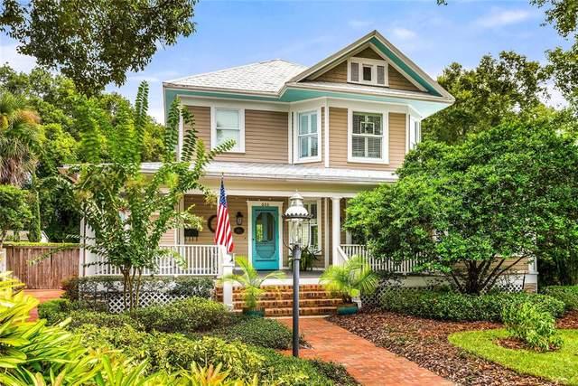 515 Lake Avenue, Orlando, FL 32801 (MLS #O5975003) :: The Posada Group at Keller Williams Elite Partners III