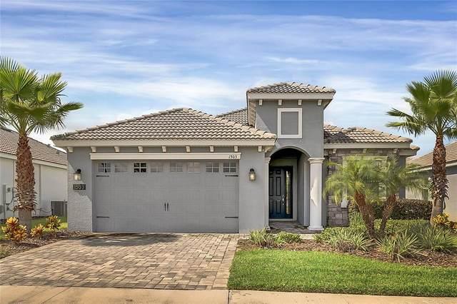 1503 Bunker Drive, Champions Gate, FL 33896 (MLS #O5975017) :: Team Buky