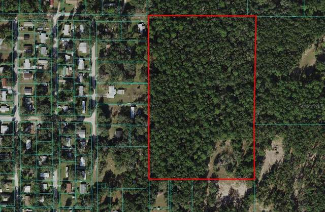 38TH Place NE, Silver Springs, FL 34488 (MLS #O5975033) :: The Paxton Group