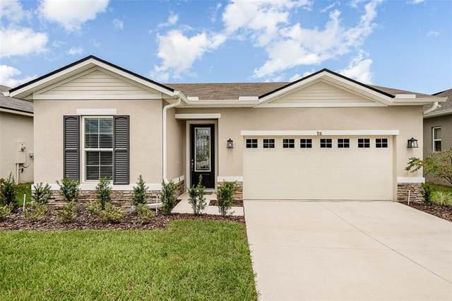 718 Spring Creek Drive, Auburndale, FL 33823 (MLS #O5975035) :: Aybar Homes