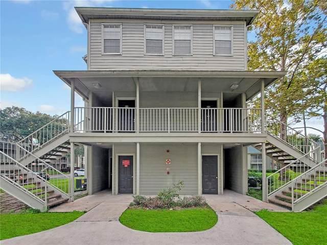 5992 Westgate Drive #204, Orlando, FL 32835 (MLS #O5975146) :: Globalwide Realty
