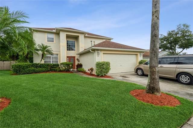 5852 Pine Grove Run, Oviedo, FL 32765 (MLS #O5975204) :: Cartwright Realty