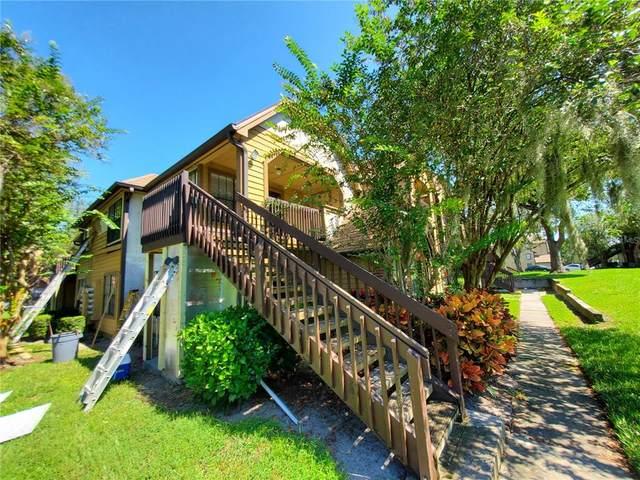 420 Forestway Circle #205, Altamonte Springs, FL 32701 (MLS #O5975273) :: Southern Associates Realty LLC