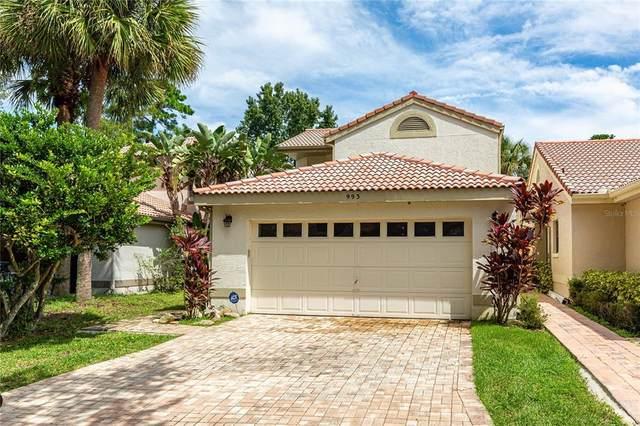 993 Troon Trace, Winter Springs, FL 32708 (MLS #O5975377) :: GO Realty
