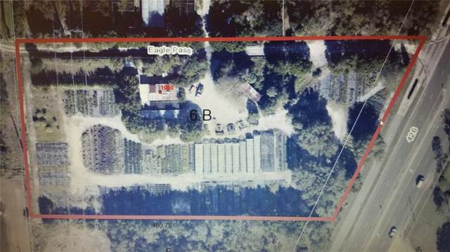 1900 Eagle Pass Road, Oviedo, FL 32765 (MLS #O5975415) :: Cartwright Realty