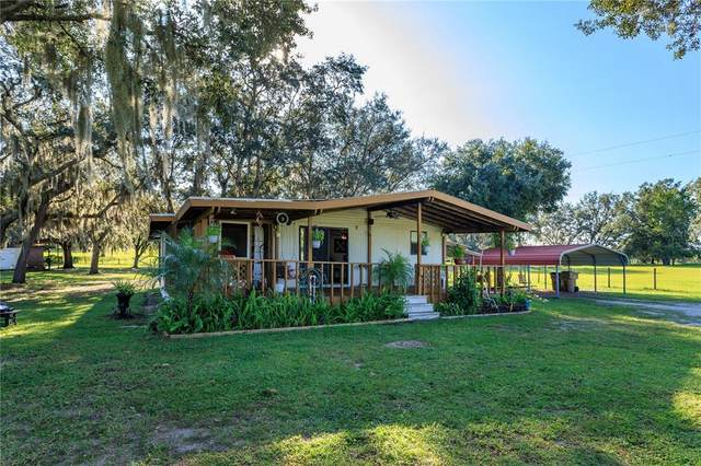 21236 S Buckhill Road, Clermont, FL 34715 (MLS #O5975465) :: Kelli and Audrey at RE/MAX Tropical Sands