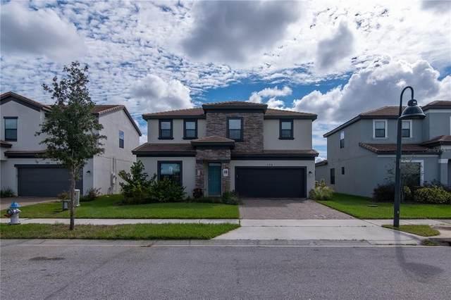 134 Angela S Avenue, Haines City, FL 33844 (MLS #O5975548) :: Expert Advisors Group