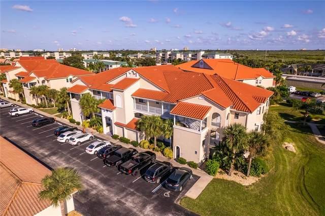 451 Bouchelle Drive #104, New Smyrna Beach, FL 32169 (MLS #O5975574) :: Wolves Realty