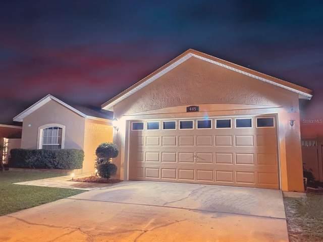 445 Peppermill Circle, Kissimmee, FL 34758 (MLS #O5975608) :: Armel Real Estate