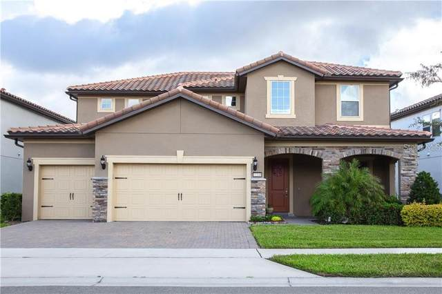 11148 Lemon Lake Boulevard, Orlando, FL 32836 (MLS #O5975618) :: Team Bohannon