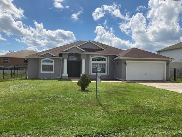 406 Manitoba Drive, Poinciana, FL 34759 (MLS #O5975652) :: Aybar Homes