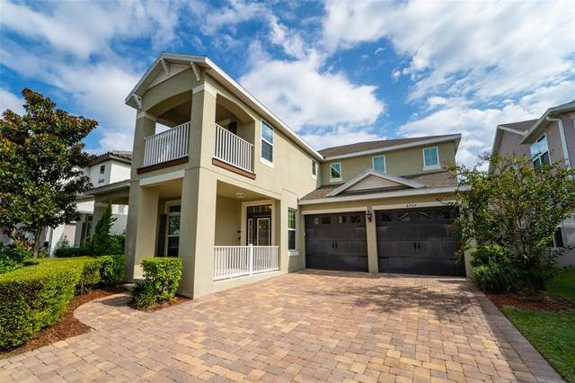 8757 Lookout Pointe Drive, Windermere, FL 34786 (MLS #O5975751) :: Zarghami Group