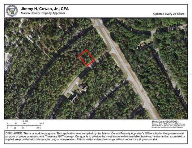 Fisher Trail Terrace, Ocklawaha, FL 32179 (MLS #O5975790) :: Gate Arty & the Group - Keller Williams Realty Smart